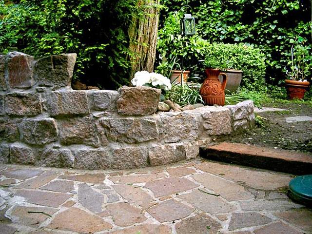henrici gartengestaltung: neugestaltung von außenanlagen mit, Garten ideen